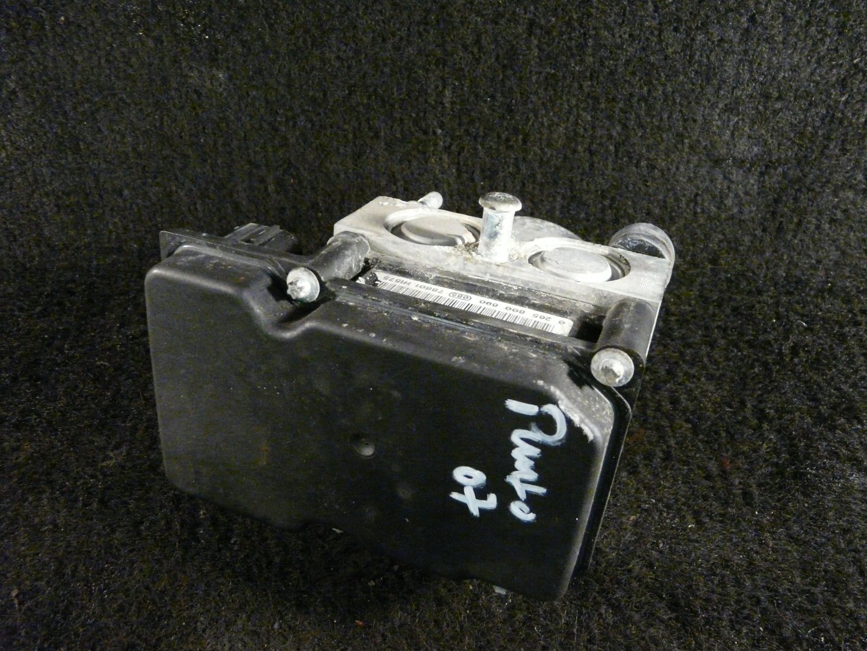 Fiat / Lancia Grande Punto  (Typ:199) ABS Steuergerät Punto 199 48kw 1,2l 026580