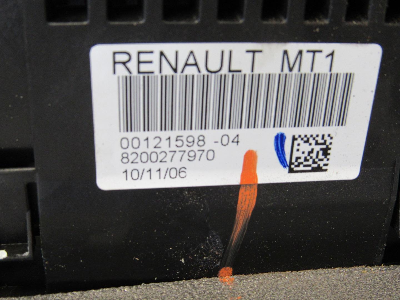 Renault Megane II Grandtour Schaltgestänge Schaltbox 8200277970 ...