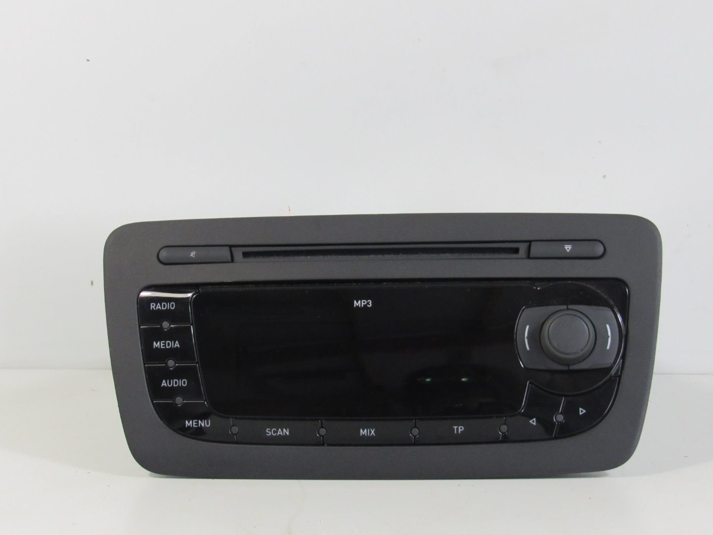 seat ibiza 6j autoradio cd mp3 radio 6j1035153g 17044 ebay. Black Bedroom Furniture Sets. Home Design Ideas