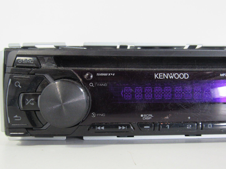 vw polo 4 9n autoradio radio kenwood kdc 3057u cd usb aux. Black Bedroom Furniture Sets. Home Design Ideas